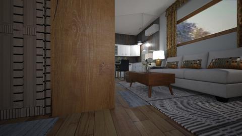 20x20 TINY BED - Vintage - Bedroom  - by decordiva1