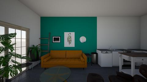 Aug 5 2021 v2 - Living room  - by mgstearn