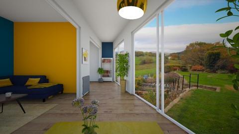 CP Living Room 1 - Living room  - by richgbdesign