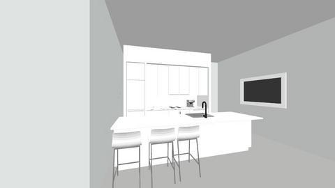 selina wohnung 1 - Living room - by erbsf