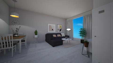 loren  - Living room - by ravit_orgad