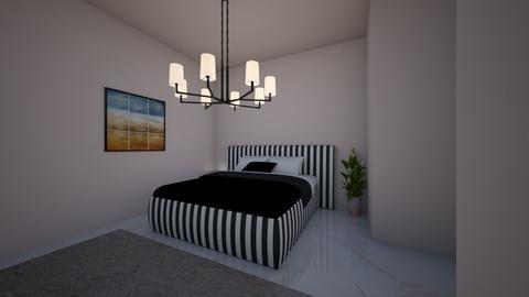 Macaroon Hotel - Living room  - by hey_Sanna