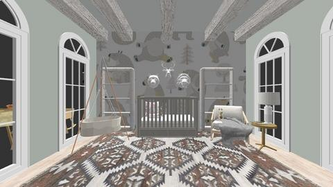 BABY - Kids room  - by a_________