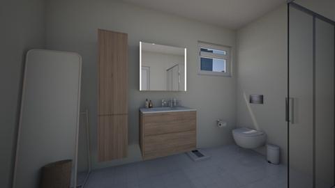 bad - Bathroom  - by triangularcube