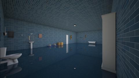Master Bathroom - Bathroom  - by krista920