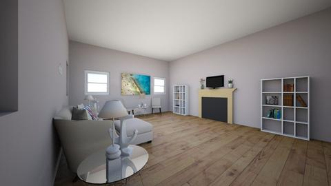 Beach house living room - Living room  - by tompln530