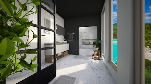 Island vibes Bathroom - Modern - Bathroom  - by BettyMalaga