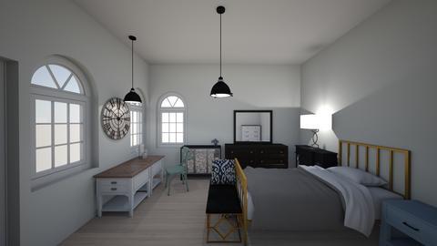 mine - Bedroom - by wanakmal