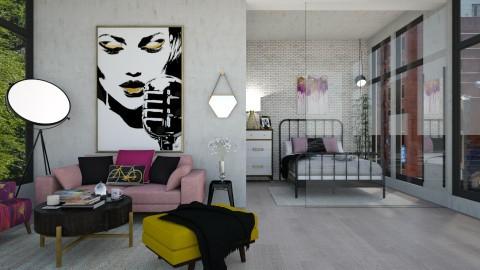 Millenial Pink - by creativediva