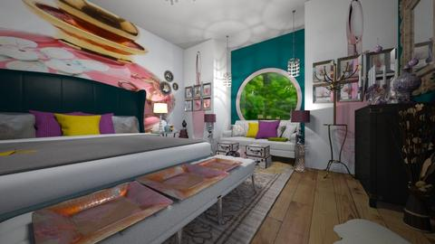 Clutter 00 - Classic - Bedroom - by decordiva1