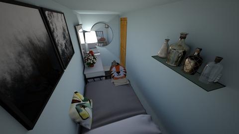 11 - Bedroom - by Silverun18