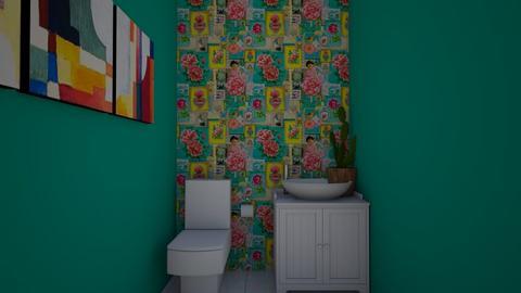 toilet - Bathroom  - by theIrishdog