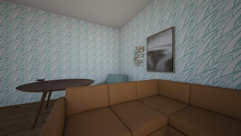 Lonely Room - Modern - Living room  - by NOVAKID47