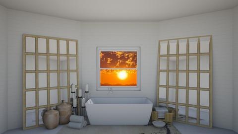 Bathroom 2 - Modern - Bathroom  - by KenzTheRoomPlaner