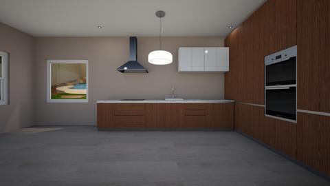 ki - Kitchen  - by dnnyqnn