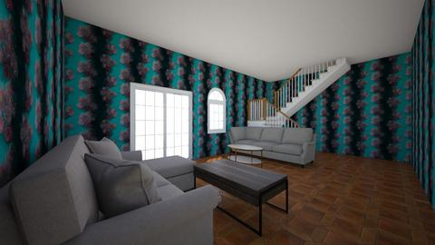 Entry room - Classic - Living room  - by Hay_Hay