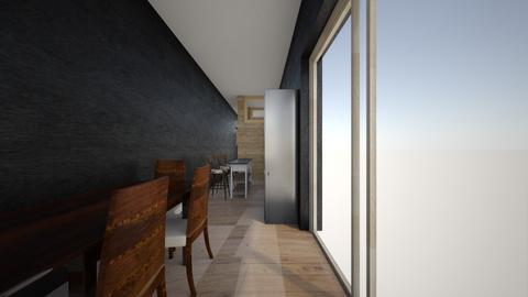 Contain65sq - Classic - Bedroom  - by decordiva1