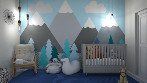 nursery  - Kids room  - by kiki1209