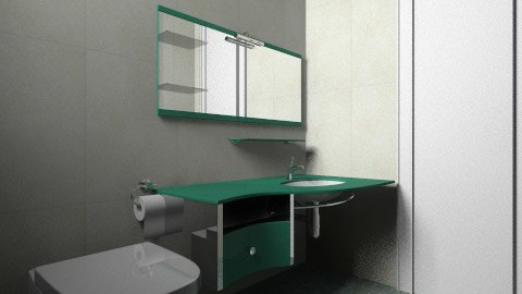 Bathroom design - Vintage - Bathroom - by Yana Grueva