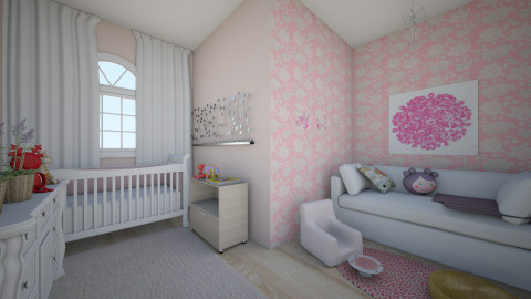 Kids room - Kids room - by anamarija00