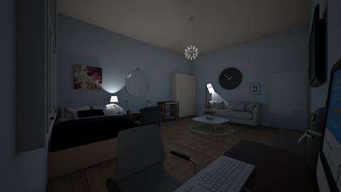 nha - Modern - Bedroom  - by Lil_nhax