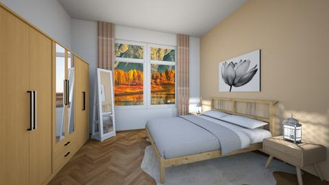 J - Classic - Bedroom  - by Twerka