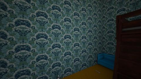 Flora - Kids room  - by flora190