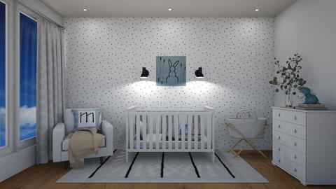 Kid room  - Modern - Bedroom  - by ana pogorelec