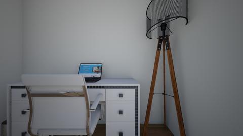 meu quarto dos sonhos - Modern - Bedroom  - by lauraejulia