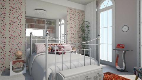 Vintage - Bedroom  - by Debora Cris