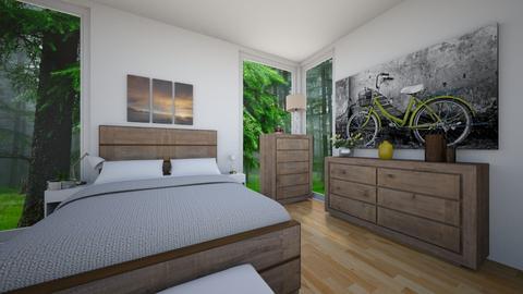 virual - Bedroom - by bhavya21