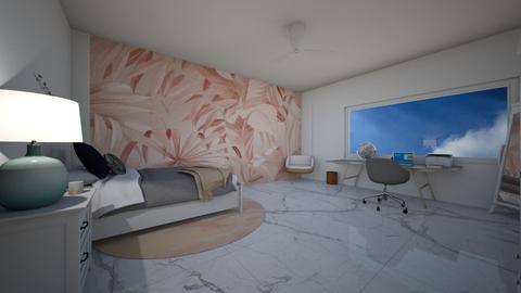 dgewew - Bedroom - by LucilaCandioti