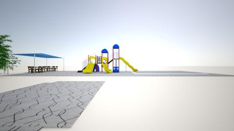 parque tematico - by frulups