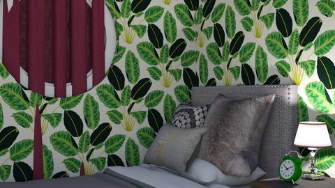 moms room - Bedroom  - by love beyblade