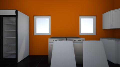 pantry - Office  - by Kasumi_Mizu