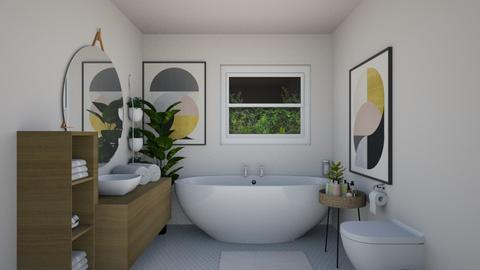 bathroom - Bathroom - by imagine a world like dat