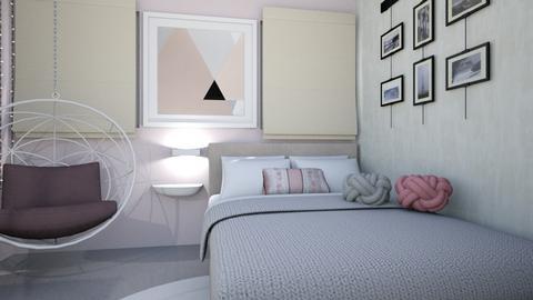 5011  - Bedroom  - by GaliaM