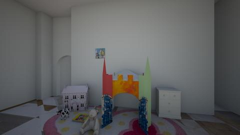 work in proggress - Kids room  - by baka baka baka