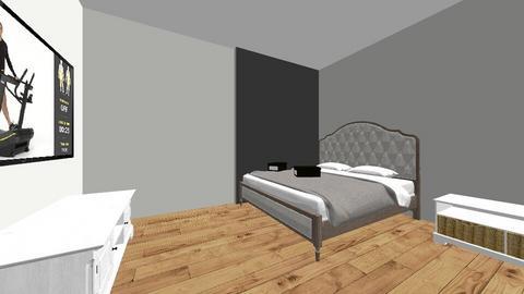 practice room - Bedroom  - by jahbaby223