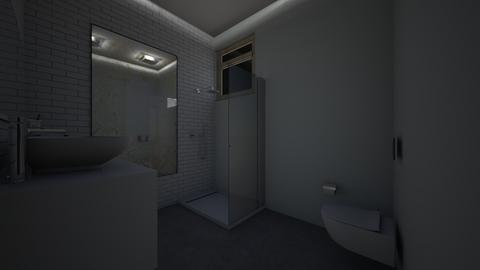 1 - Bathroom  - by passanialy20