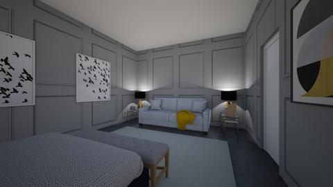 Bedroom 2 - Bedroom - by Poey