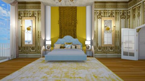 French Chateau BR - by fashiondesigner7