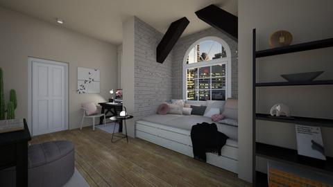 New Nook - Bedroom - by juliarenee