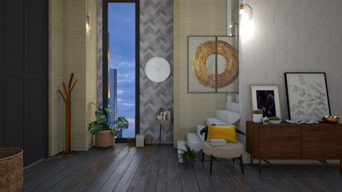 hallway - by GraceED