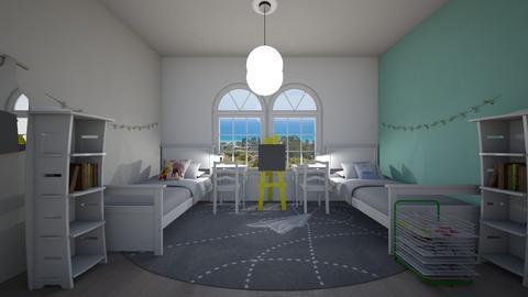 Twerka - Classic - Kids room  - by Twerka