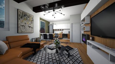 redesign - Living room  - by Emira Gibanica