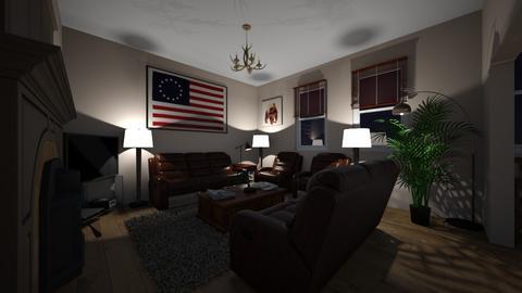 Floor Lamps - Living room  - by SammyJPili