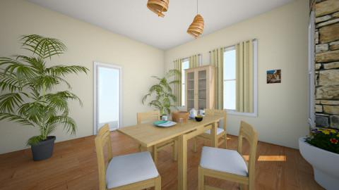 dining room - Dining room - by cassidyjones1999
