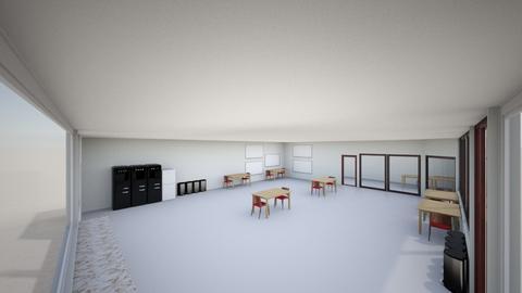 Kantine BV3 - Office  - by chrisasparuhov