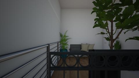 Area da frente - Garden - by kaahfernandess